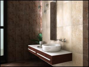 Modern mégis bársonyos betonhatás – markáns de pasztell színek 6 modern színben. Dekor elemei sokrétűek: romantikus koptatott brokáthatás, klasszikus tapéta textúra és csillogó köves mozaikok.