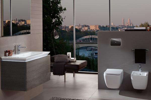 Villeroy&Boch Legato _fürdőszoba